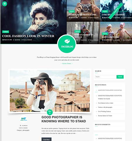 best free responsive wordpress theme