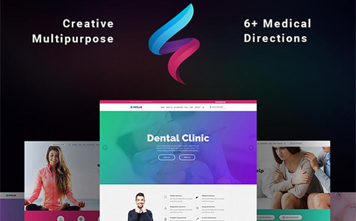 MedLab - Multipurpose Medical WordPress Theme