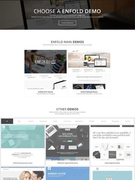 Enfold Best Multipurpose WordPress themes