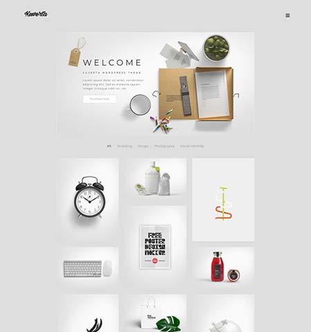 best wordpress gallery theme