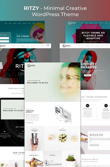 wordpress gallery theme