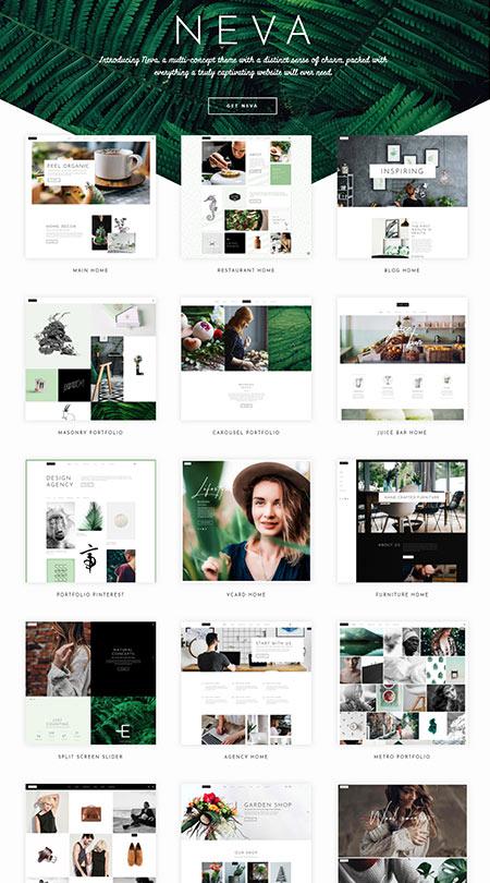 best creative agency wordpress themes