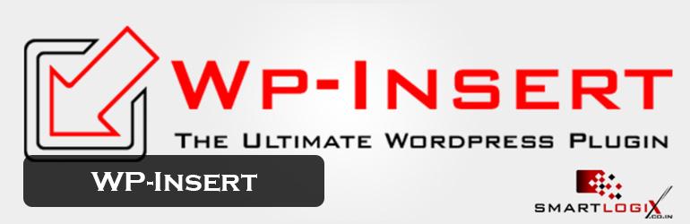Wp-Insert (Free)