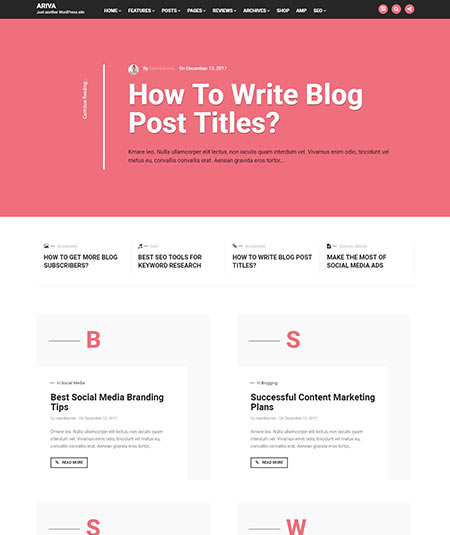 minimal blogger templates