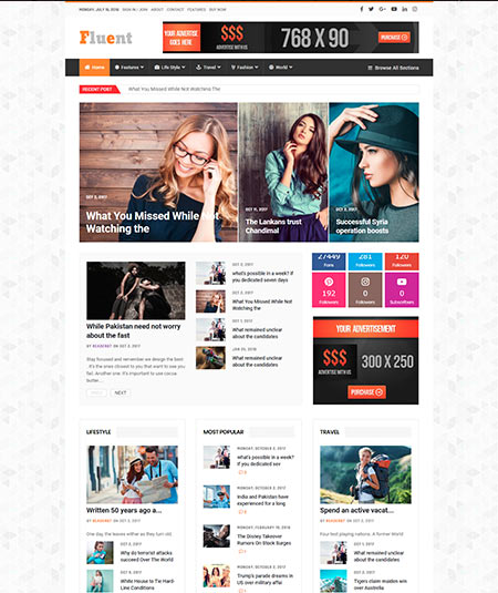 seo friendly wordpress themes free