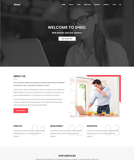 best landing pages templatesn