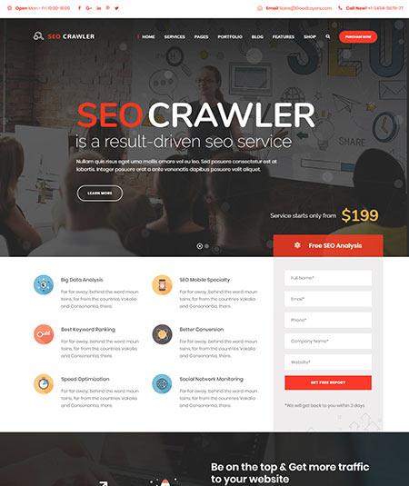 SEO Crawler
