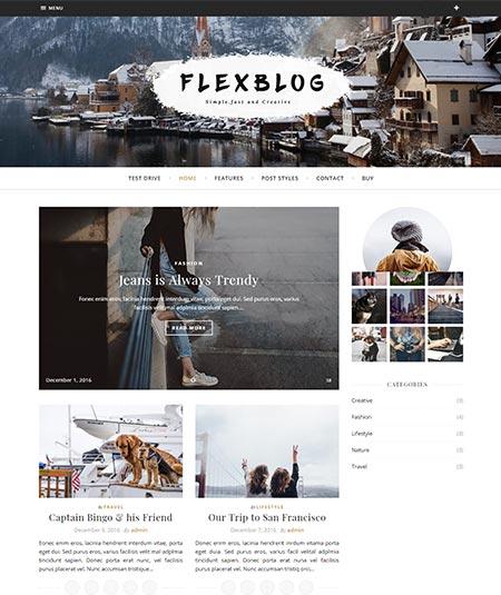 Flexblog