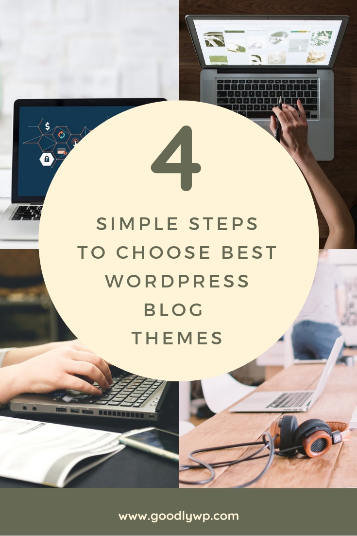 How to choose Best WordPress themes for your blog