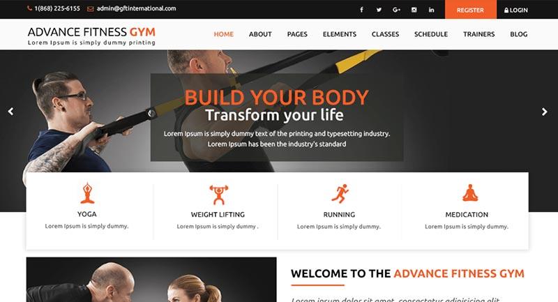 Advance Fitness Gym