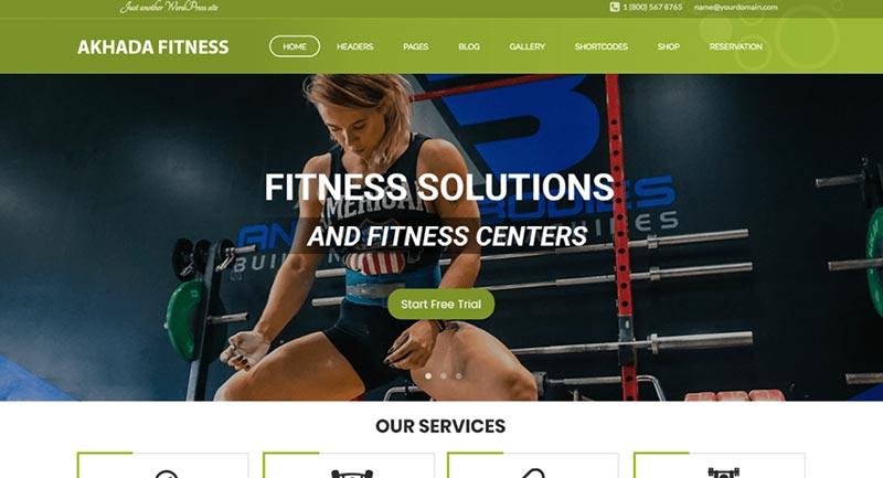 Akhada Fitness Gym