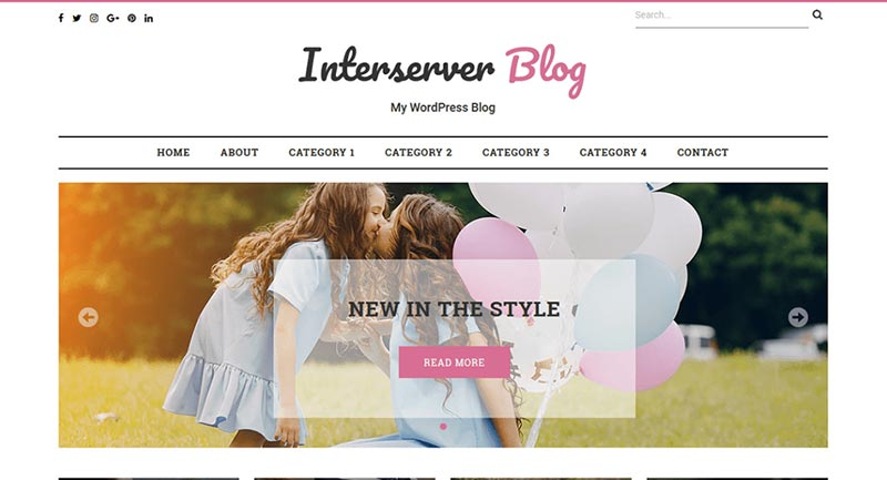 Interserver Blog