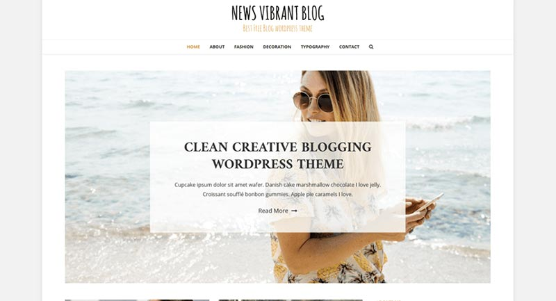 News Vibrant Blog