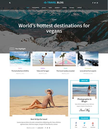 wordpress travel blogs to follow