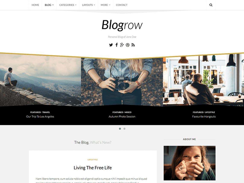Blogrow
