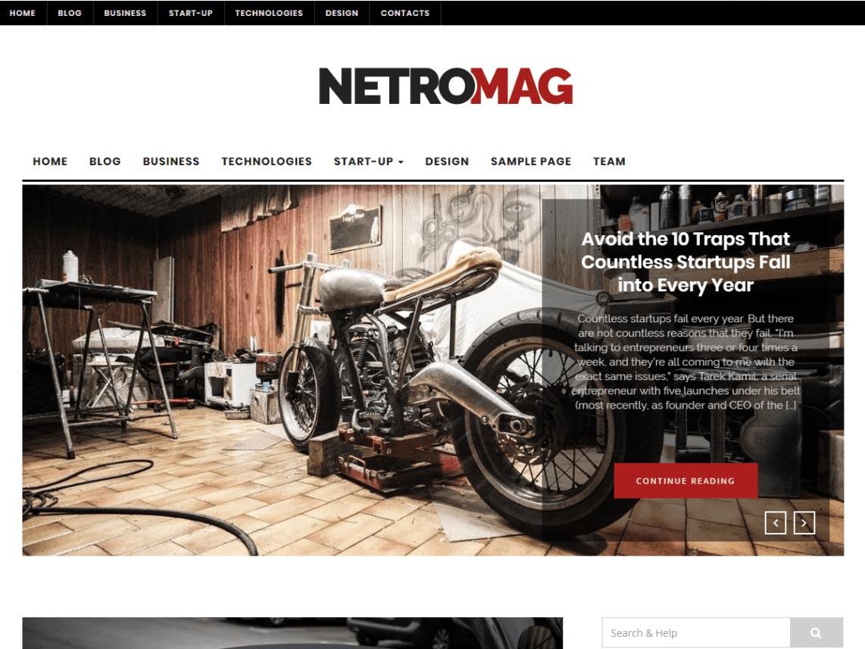NetroMag