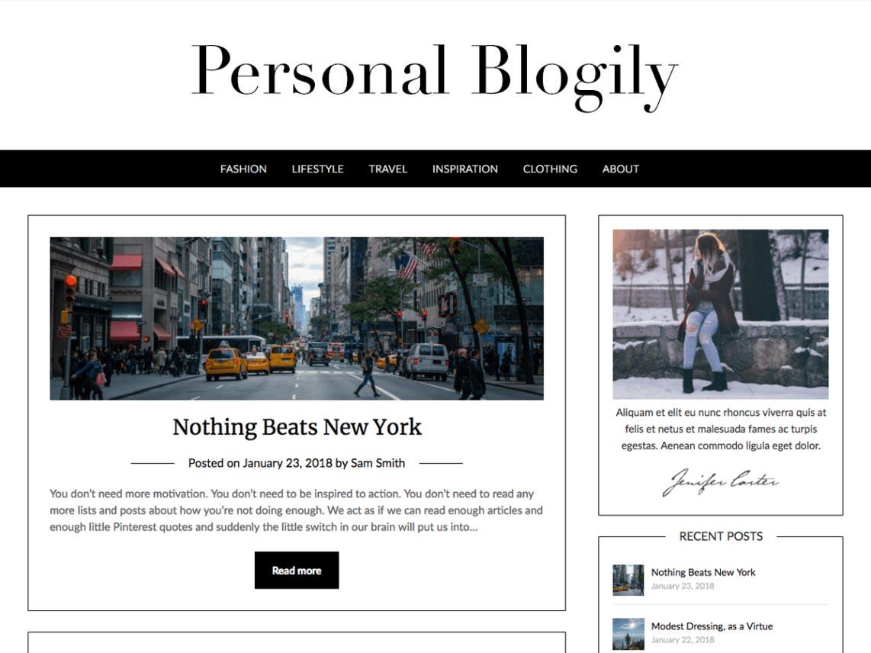 Personalblogily