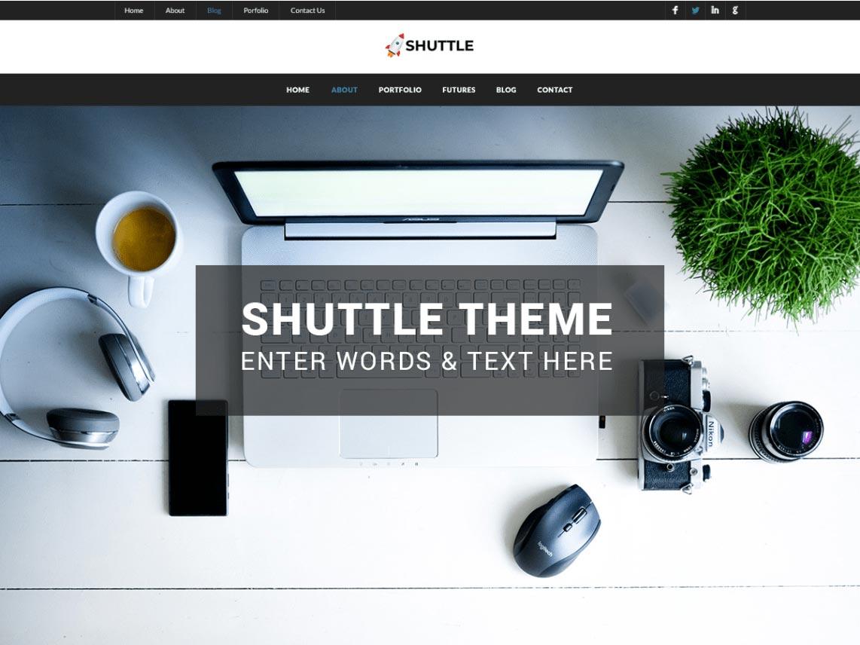 Shuttle Dark