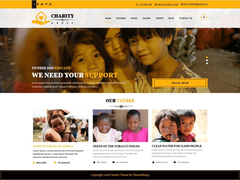 TS Charity