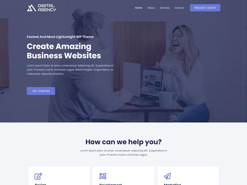 astra business services website