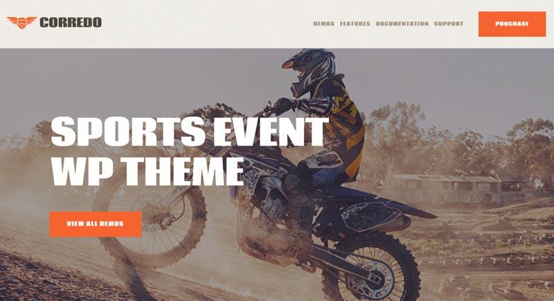 Corredo-Bike-Race-&-Sports-Events-WordPress-Theme