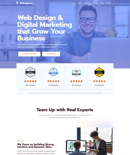 Kadence-marketing-agency-wordpress-theme