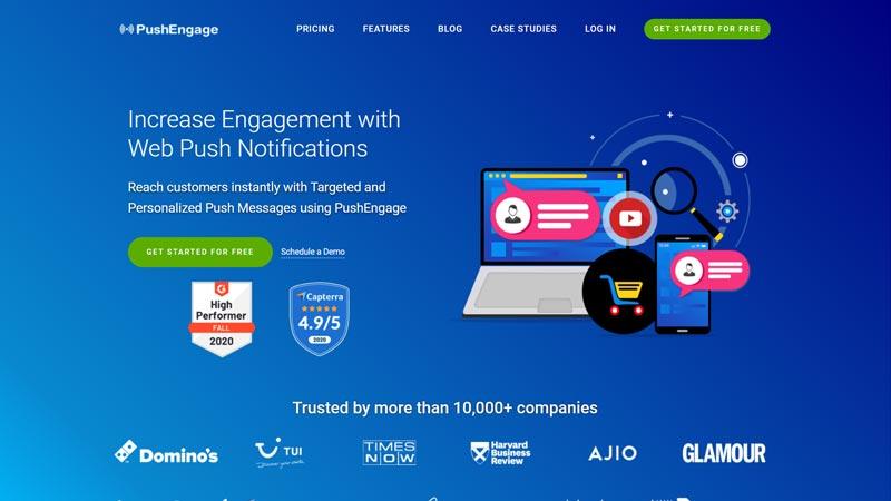 PushEngage must have WordPress Plugins for bloggers