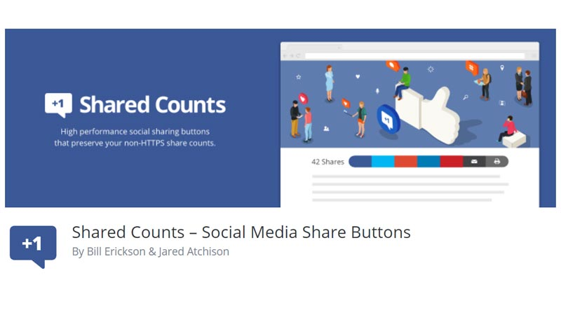 Shared Counts Must Have WordPress Plugins For Bloggers