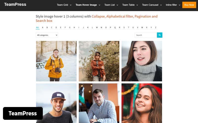 TeamPress-team-showcase-wordpress-plugin