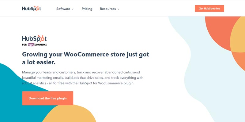HubSpot - Must-Have WooCommerce Plugins