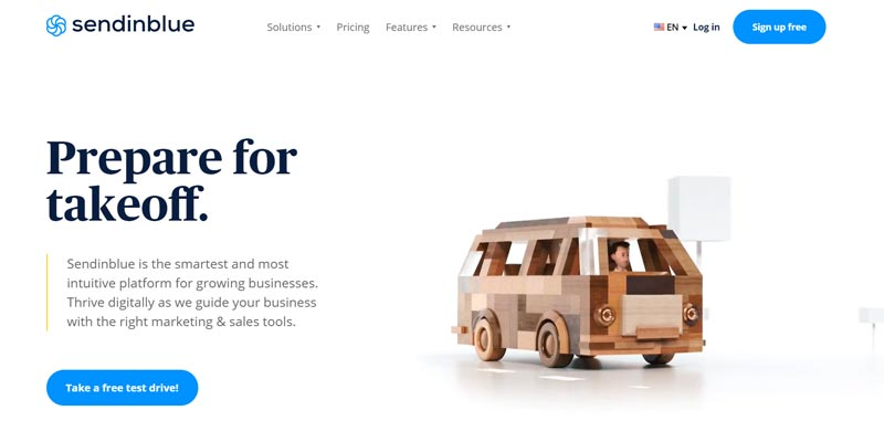 SendinBlue - Must-Have WooCommerce Plugins