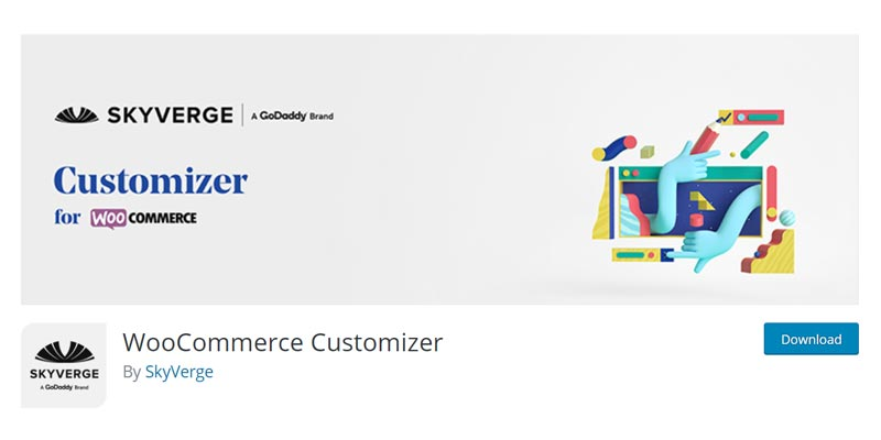 13. WooCommerce Customizer