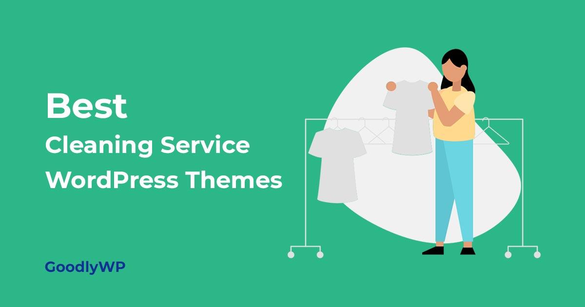 best cleaning service wordpress theme