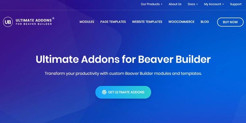 Ultimate Addons For Beaver Builder