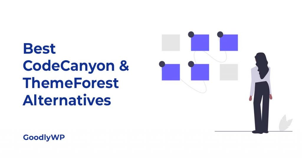 Best CodeCanyon and ThemeForest Alternatives