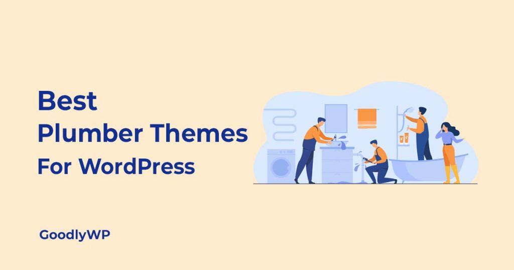 Best Plumber WordPress Theme Free Download
