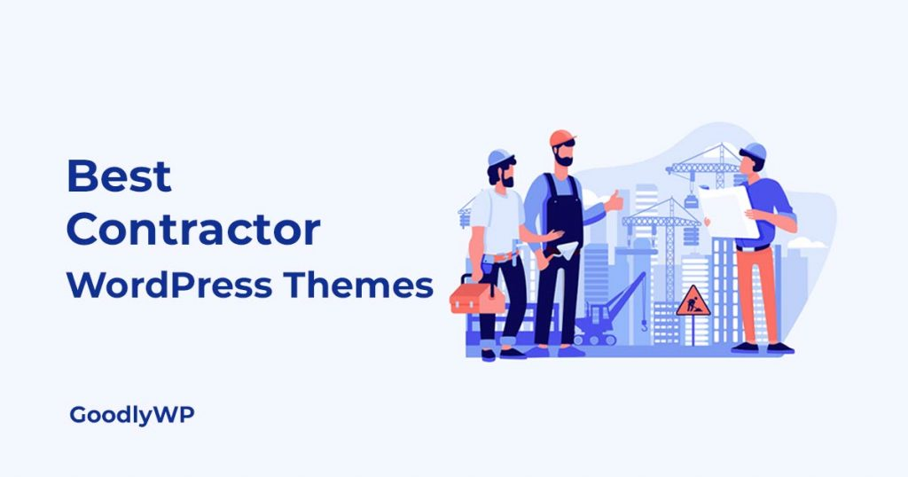 Best Contractor WordPress Themes